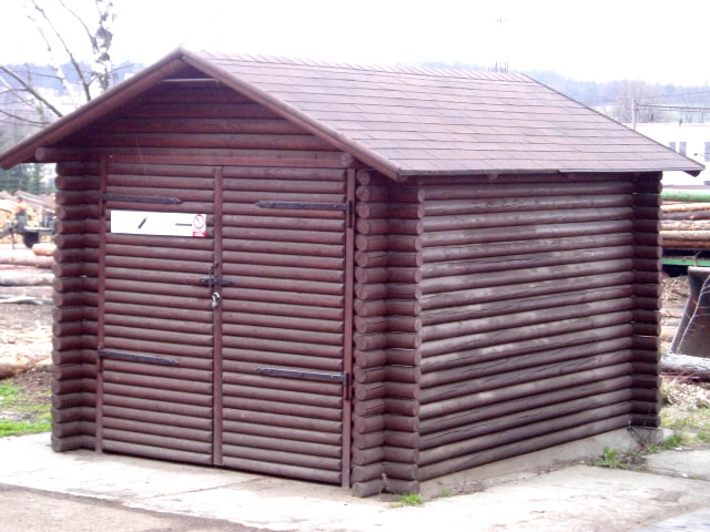 Example of usage - tool shed